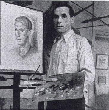 Carl Lambert, (1901-1944) Huschens