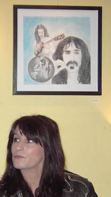Antje Bongartz: Zappa und ich