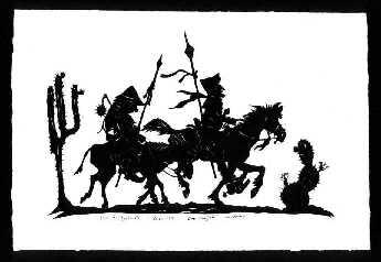 Karin Dütz: Don Quijote