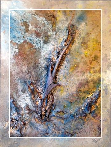 "Jack Künzler: ""giftig""  (collage)"