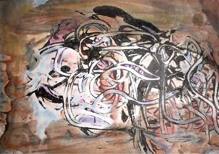 Eberhard Iskratsch: untitled