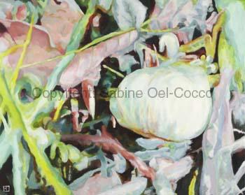 Sabine Oel-Cocco: Waldboden