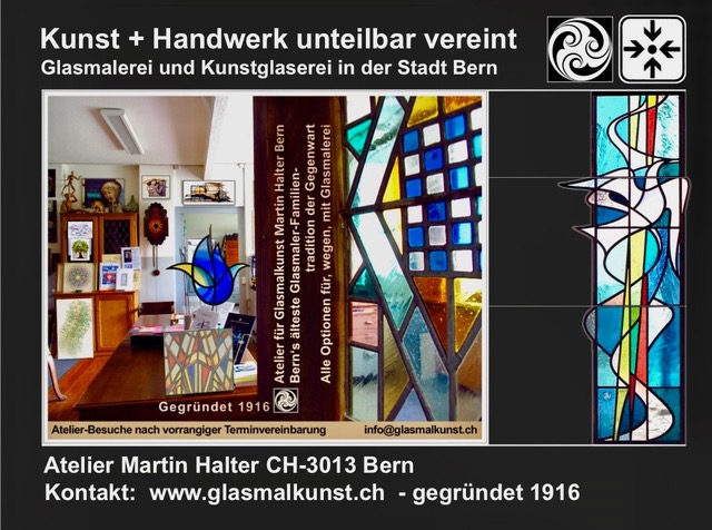 Martin ART IN MARTIN Halter: Glaskunst ART IN MARTIN